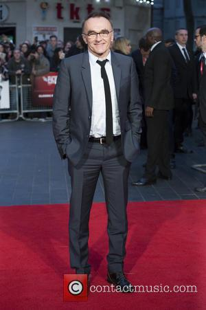 Danny Boyle - BFI London Film Festival - 'Steve Jobs' - Gala Screening - London, United Kingdom - Sunday 18th...