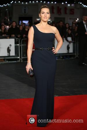 Kate Winslet - BFI London Film Festival - 'Steve Jobs' - Premiere and Closing Gala - London, United Kingdom -...