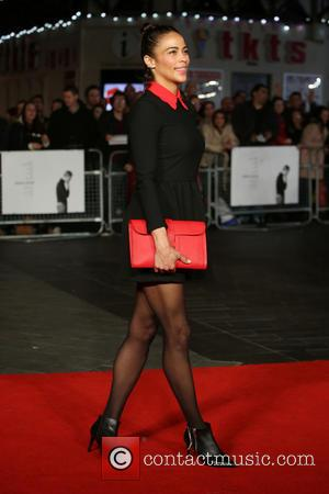 Paula Patton - BFI London Film Festival - 'Steve Jobs' - Premiere and Closing Gala - London, United Kingdom -...