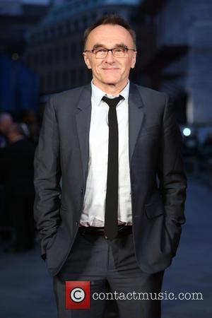 Danny Boyle - BFI London Film Festival - 'Steve Jobs' - Premiere and Closing Gala - London, United Kingdom -...