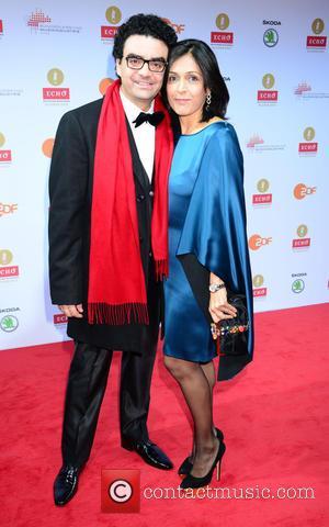 Rolando Villazon and Lucia Villazon