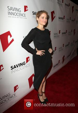 Erika Christensen - Saving Innocence 4th Annual Gala - Arrivals at SLS Hotel - Beverly Hills, California, United States -...