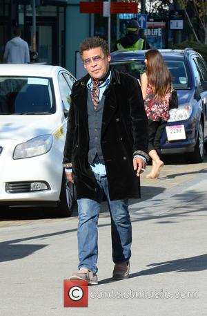 Craig Charles - Craig Charles spotted out and about at MediaCityUK - Manchester, United Kingdom - Monday 19th October 2015