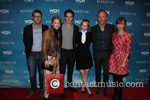 Sam Shaw, Mamie Gummer, Ashley Zuckerman, Rachel Brosnahan, John Benjamin Hickey and Katja Herbers