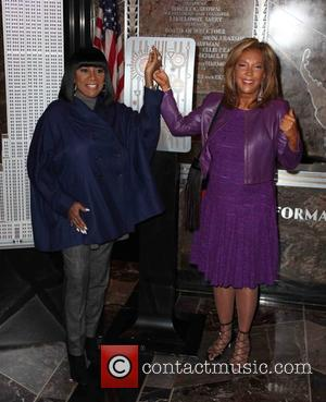 Patti Labelle and Denise Rich