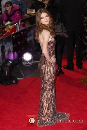 Rose Leslie - The European Premiere of 'The Last Witch Hunter' held at the Empire Leicester Square - Arrivals at...