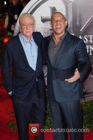 Vin Diesel and Sir Michael Caine