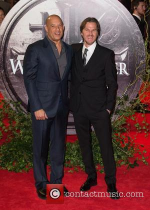 Vin Diesel , Breck Eisner - The European Premiere of 'The Last Witch Hunter' held at the Empire Leicester Square...