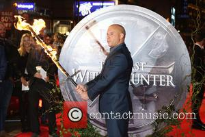 Vin Diesel - Premiere of 'The Last Witch Hunter' held at the Empire Leicester Square - Arrivals at Empire Leicester...