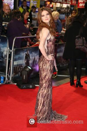 Rose Leslie - Premiere of 'The Last Witch Hunter' held at the Empire Leicester Square - Arrivals at Empire Leicester...