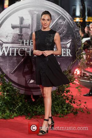 Gal Gadot - Premiere of 'The Last Witch Hunter' held at the Empire Leicester Square - Arrivals at Empire Leicester...