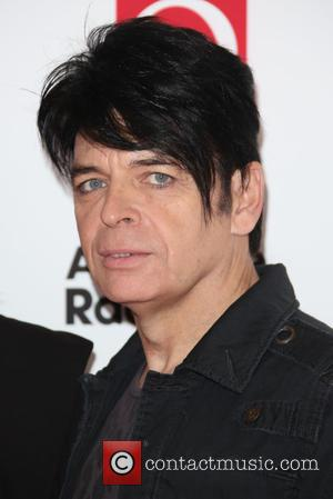 Gary Numan - The Q Awards 2015 - Arrivals at The Q Awards - London, United Kingdom - Monday 19th...