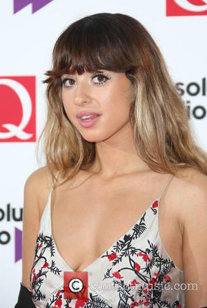 Foxes - The Q Awards 2015 - Arrivals at The Q Awards - London, United Kingdom - Monday 19th October...