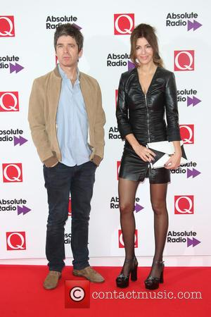 Noel Gallagher , Sara MacDonald - The Q Awards 2015 - Arrivals at The Q Awards - London, United Kingdom...