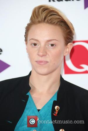 La Roux - The Q Awards 2015 - Arrivals at The Q Awards - London, United Kingdom - Monday 19th...