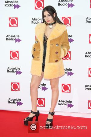 Charli XCX - The Q Awards 2015 - Arrivals at The Q Awards - London, United Kingdom - Monday 19th...