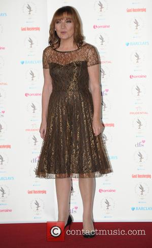 Lorraine Kelly - The Woman of the Year Awards at Intercontinental Hotel - London, United Kingdom - Monday 19th October...