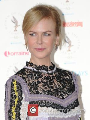 Nicole Kidman - The Woman of the Year Awards at Intercontinental Hotel - London, United Kingdom - Monday 19th October...