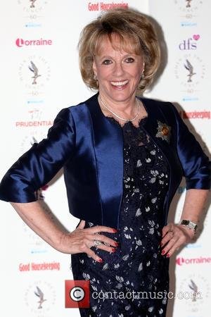 Esther Rantzen - Guests attend 60th Anniversary Women of the Year Lunch & Awards 2015 at InterContinental London Park Lane...