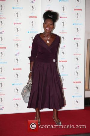 Floella Benjamin - Guests attend 60th Anniversary Women of the Year Lunch & Awards 2015 at InterContinental London Park Lane...