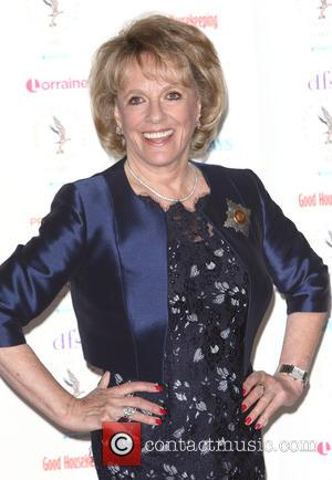 Esther Rantzen - Women of the Year Awards 60th Anniversary Lunch at the Intercontinental Hotel, Park Lane, London at Intercontinental...