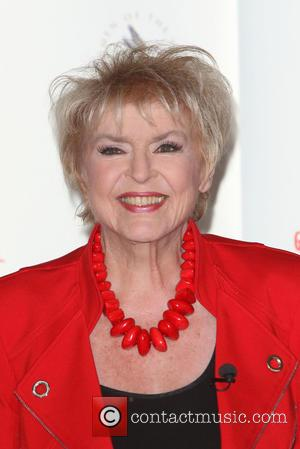 Gloria Hunniford - Women of the Year Awards 60th Anniversary Lunch at the Intercontinental Hotel, Park Lane, London at Intercontinental...
