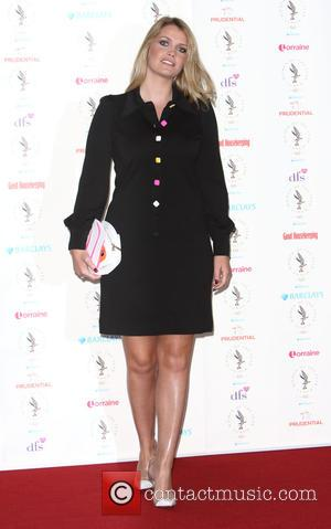 Lady Kitty Spencer - Women of the Year Awards 60th Anniversary Lunch at the Intercontinental Hotel, Park Lane, London at...