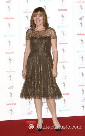 Lorraine Kelly - Women of the Year Awards 60th Anniversary Lunch at the Intercontinental Hotel, Park Lane, London at Intercontinental...