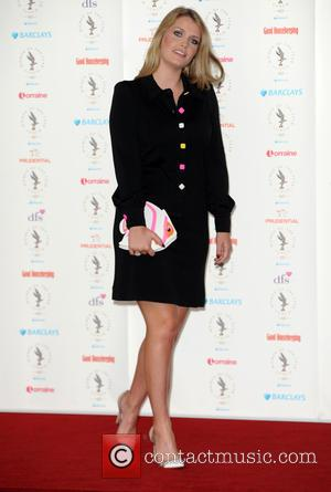 Lady Kitty Spencer - Women Of The Year Awards Arrivals at The Intercontinental Hotel in Park Lane - London, United...