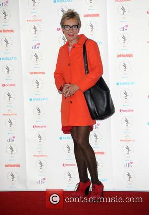 Aggie MacKenzie - Women Of The Year Awards Arrivals at The Intercontinental Hotel in Park Lane - London, United Kingdom...