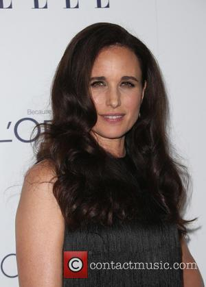 Andie MacDowell - 22nd Annual ELLE Women in Hollywood Awards - Arrivals at Four Seasons Hotel Los Angeles at Beverly...