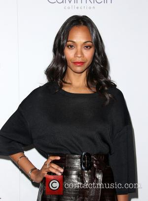 Zoe Saldana Grateful For Her Strong Female Film Roles