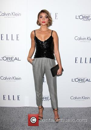 Sarah Hyland - 22nd Annual ELLE Women in Hollywood Awards - Arrivals at Four Seasons Hotel Los Angeles at Beverly...