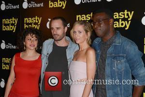 Alia Shawkat, Sebastian Silva, Kristen Wiig and Tunde Adebimpe