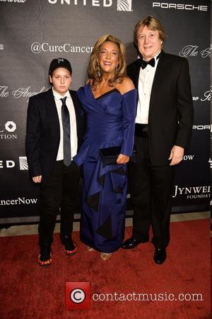 Grandson, Denise Rich and Peter Cervinka