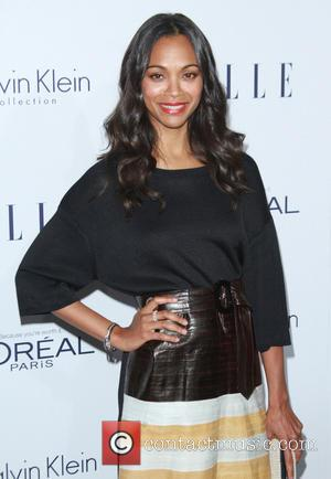 Zoe Saldana: 'I'll Never Be Objectified On Screen'