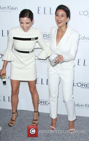 Jenna Dewan Tatum , Emmanuelle Chriqui - Elle Women in Hollywood Awards 22nd Annual Celebration held at the Four Seasons...