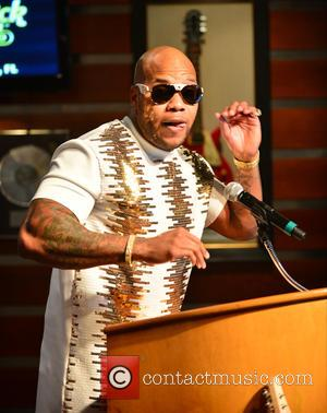 Flo Rida - Flo Rida at a press conference introducing the 2015 Seminole Hard Rock Winterfest Boat Parade Grand Marshal...