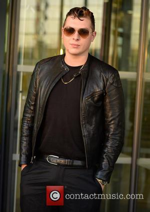 John Newman - Celebrities at the BBC Breakfast studios - Manchester, United Kingdom - Monday 19th October 2015