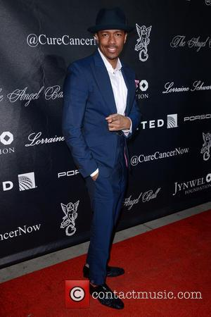 Nick Cannon - 2015 Angel Ball - Red Carpet Arrivals - Manhattan, New York, United States - Tuesday 20th October...