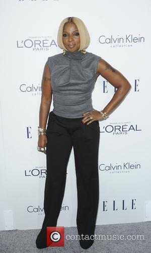 Mary J. Blige - The 22nd Annual Elle Women in Hollywood - Los Angeles, California, United States - Tuesday 20th...