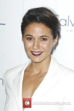 Emmanuelle Chriqui - The 22nd Annual Elle Women in Hollywood - Los Angeles, California, United States - Tuesday 20th October...
