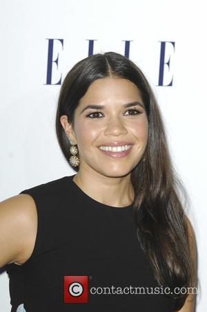 America Ferrera - The 22nd Annual Elle Women in Hollywood - Los Angeles, California, United States - Tuesday 20th October...