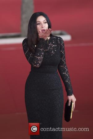 Monica Bellucci - 10th Rome Film Festival - Ville-Marie premiere - Red Carpet Arrivals at Auditorium Parco della Musica -...