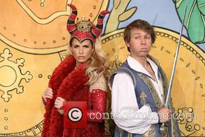 Katie Price and Ben Faulks