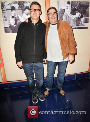Jeff Pope and Danny Baker