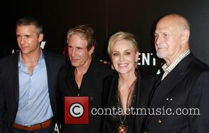 Jeff Hephner, John Shea, Sharon Stone and Gerald Mcraney