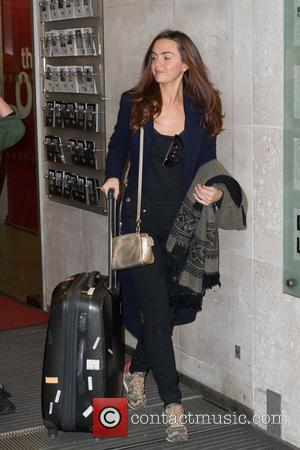 Jennifer Metcalfe - Celebrities at BBC Radio 1 at BBC Portland Place - London, United Kingdom - Tuesday 20th October...