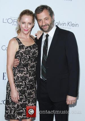 Leslie Mann , husband Judd Apatow - Elle Women in Hollywood Awards 22nd Annual Celebration held at the Four Seasons...