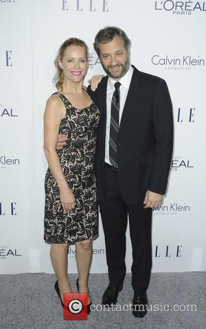 Leslie Mann , Judd Apatow - The 22nd Annual Elle Women in Hollywood - Los Angeles, California, United States -...